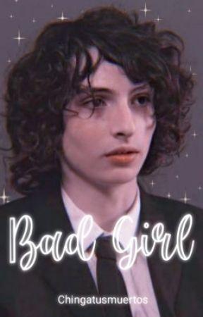 Bad Girl by chingatusmuertos