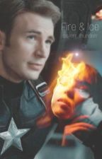 Fire & Ice {Steve Rogers}  by ssilent_thunderr