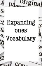 Expanding ones Vocabulary by random_girl210