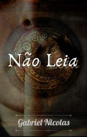 Não leia by Nicolal750