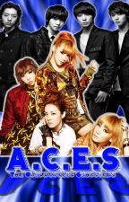 A.C.E.S: The Quadruplets Gangsters by writerkuno