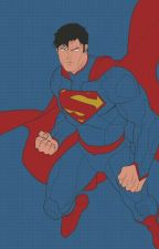 Male Kryptonian x MCU by CivilWarrior0