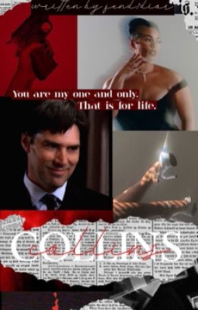 𝗖𝗢𝗟𝗟𝗜𝗡𝗦  | Criminal Minds by aquaridior