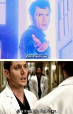 Honesdale takeover (Supernatural/Doctor who crossover) by Vickymil