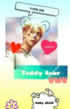 Teddy Bear- мιnjoon.  by CherieChaengguk