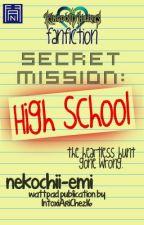 [Kingdom Hearts] Secret Mission: High School by wingedtokki