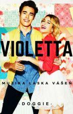 Violetta [POZASTAVENO] by -Doggie-