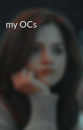 my OCs by x_nova_roleplays_x
