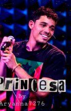 Princesa (Anthony Ramos x reader) by Aryanna7276