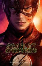 SCARLET SPEEDSTERS by MaishaHassan1