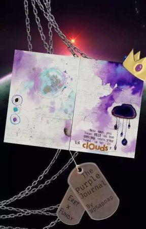 The Purple Journal |Eret x Fundy| by WpSapnap