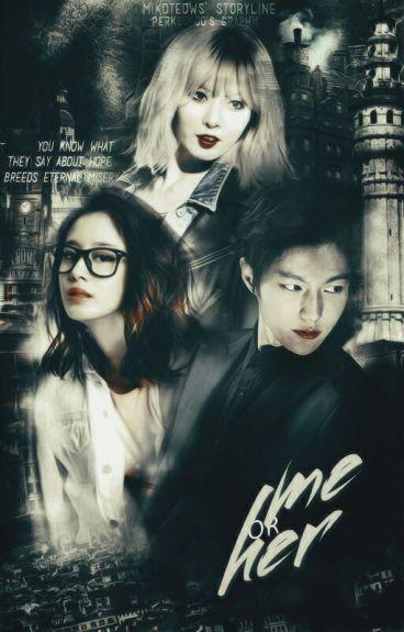 Me or Her??™ (Kim Myungsoo/ L Infinite Fanfic)
