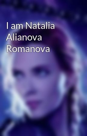 I am Natalia Alianova Romanova by ReaderWriter0243