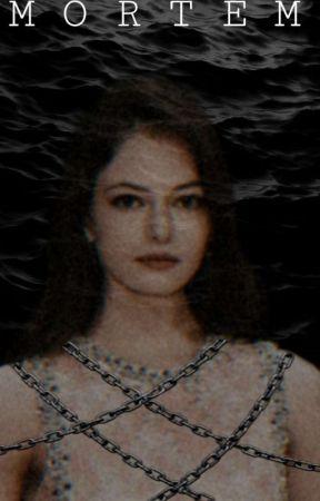 MORTEM- Draco Malfoy X Oc by amazingxschrage