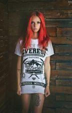 Девушке с голубыми волосами.(50ДДМС часть 2) by Lina_Morozzova14