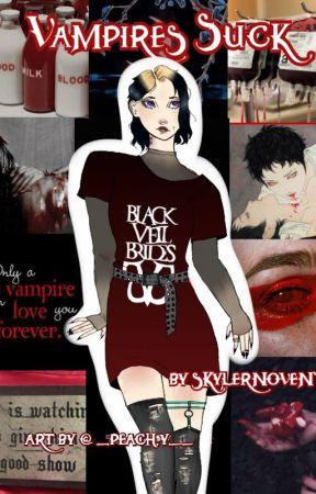 Vampires Suck by Skylernovento