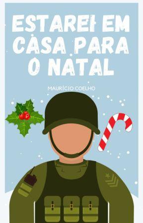 Estarei em casa para o Natal by MauricioCoelho