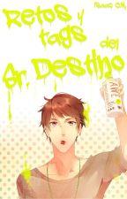 Retos y tags del Sr. Destino by isaaccm17