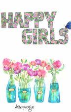 Happy Girls »h.s au« by ultrastylence