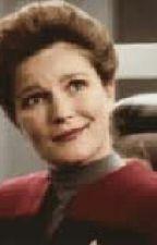 Captain Janeway by Antschik