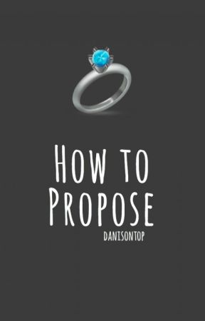 how to propose » larry [FINISHED] by danisnotontop