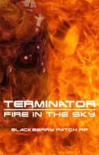 TERMINATOR : Fire in the Sky by BlackberryPatch
