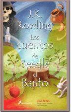 Los Cuentos de Beedle el Bardo by HermanadeHierro