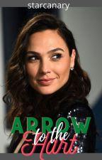 Arrow to the Hart   [1] Arrow by starcanary