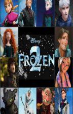 Frozen 2 (Jelsa, The Big 5) by umery1