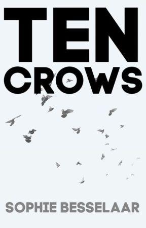 TEN CROWS by sophieschmophie