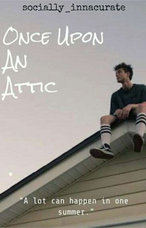 Someone Living In The Attic  by Howboutanne
