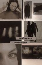 INSTAGRAM ━━ ron weasley ¹ by amortentiaas