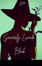 Sincerely, Lucinda Black  by JP7914