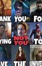 Marvel imagines by Avengers2007