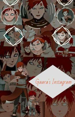 Gaara S Instagram Under The Mask Wattpad
