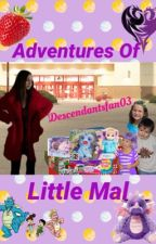 Adventures Of Little Mal And Her Friends by Descendantsfan03