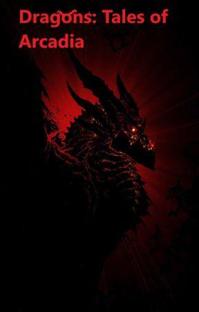 Dragons: Tales of Arcadia by RegianaStars