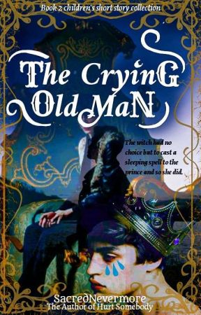 The Crying Old Man by SacredNevermore