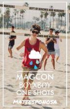 Magcon BoyxBoy by mattesponosa