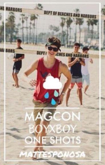 Magcon BoyxBoy