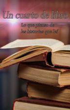 Un cuarto de libro by MiloLopez