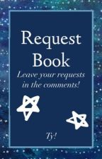 Request Book by fae_fiction1019