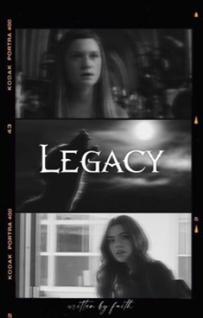 Legacy  Ginny Weasley by -faith-and-soul