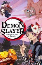 Demon Slayer | Kimetsu no Yaiba x Reader by miilkuul