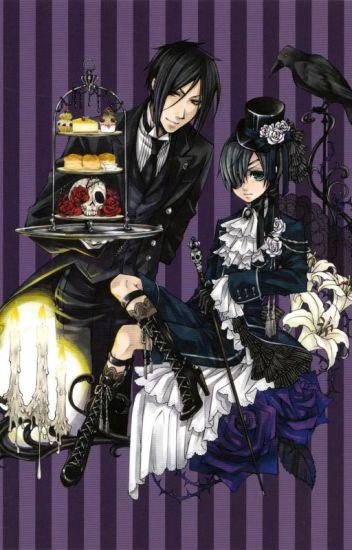 Teacups and Teapots (Kuroshitsuji/Black Butler) (Ciel x Sebastian)