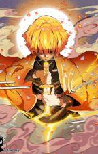 The Thunder God of U.A (IZUKU X NEZUKO) by Scalax102