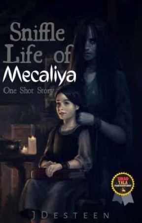 Sniffle Life of Mecaliya | #AkdangSinagtala  by JDesteen