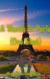 A Month in Paris (One Shot) by mybinondogirlja