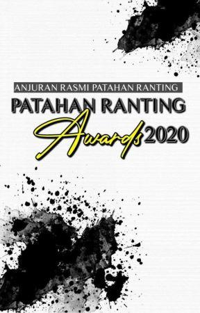 Patahan Ranting Awards 2020 [ CLOSE ] by patahanranting-