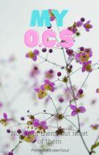 My O.C.s by LlamaLady14